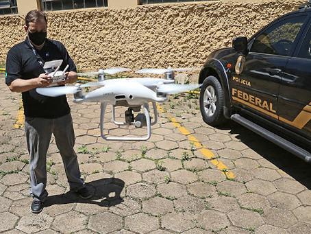 MPE arquiva investigação por uso de drone para filmar fiscalização de campanha eleitoral