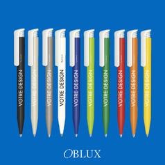 OBLUX | STYLOS PLASTIQUES | SUPERHIT BIO