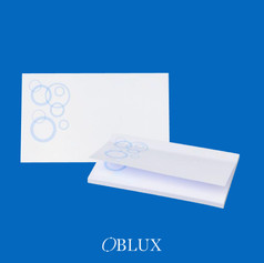 OBLUX | NOTES AUTOCOLLANTES | 2109600