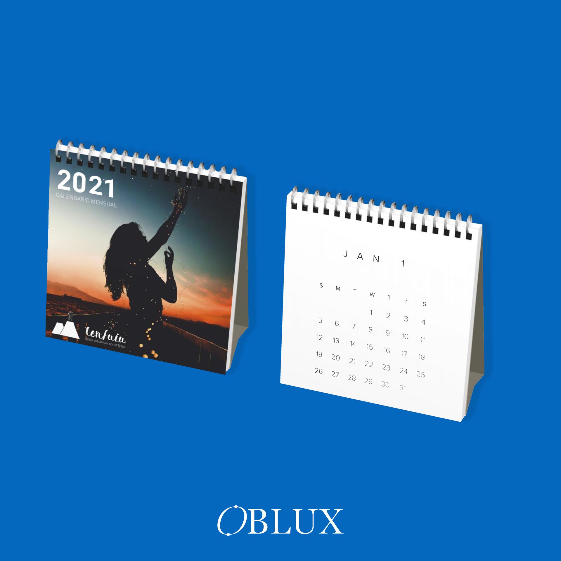 OBLUX   CALENDRIER   21236000