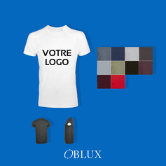 OBLUX | T-SHIRT | IMPERIAL FIT
