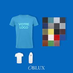 OBLUX | T-SHIRT | REGENT FIT