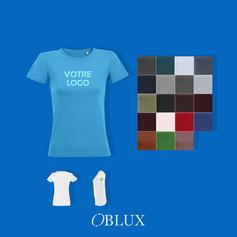 OBLUX | T-SHIRT | REGENT WOMEN
