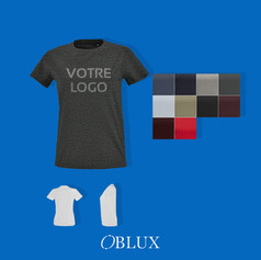 OBLUX | T-SHIRT | IMPERIAL FIT WOMEN