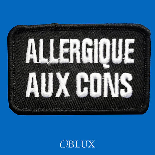 OBLUX | ALLERGIQUE AUX CONS