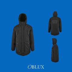 OBLUX | BLOUSON-PARKA | ROSS