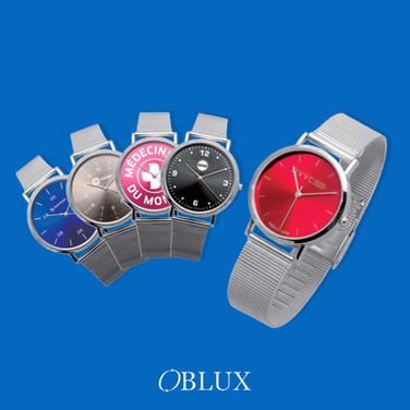 OBLUX | MONTRES | CAMPUS MAILLE