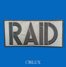 OBLUX | DOSSARD | BRODÉS | RAID
