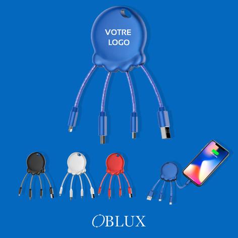 OBLUX | TECHNOLOGIES | OCTOPUS BOOSTER MÉTAL
