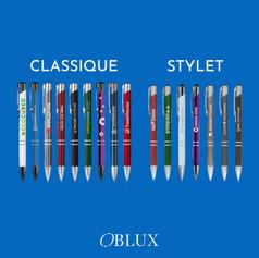 OBLUX   STYLOS METALS   CROSBY BRILLANT - LJR