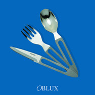 OBLUX | REPAS NOMADE | COUVERTS MULTIFONCTIONS 15569-1280