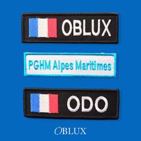 OBLUX | BANDE PATRONYMIQUE | OBLUX / PGHM Alpes Maritimes / ODO