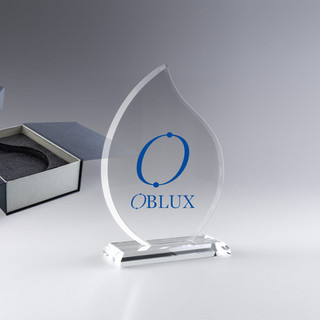 OBLUX | Trophée Flamme