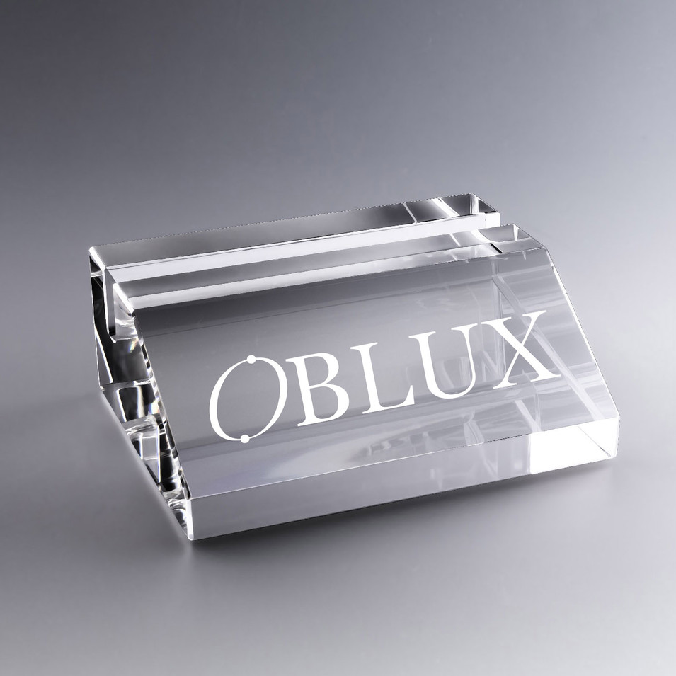 OBLUX | Porte-carte triangle