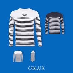 OBLUX | T-SHIRT | MATELOT