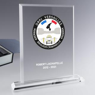 OBLUX | Trophée Rectangle