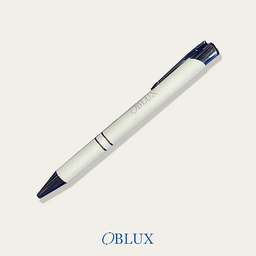 OBLUX | GOODIES | STYLO GOMME BLANC