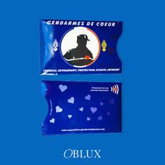 OBLUX | PROTÈGE-CARTES