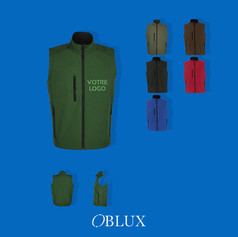 OBLUX | SOFTSHELL | RALLYE