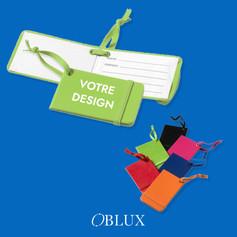 OBLUX | VOYAGE | ETIQUETTE | 12003101