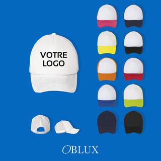 OBLUX | CASQUETTES | BUBBLE
