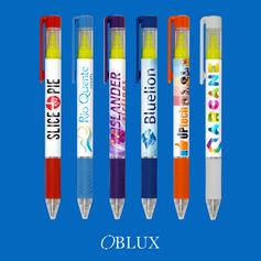 OBLUX | STYLOS PLASTIQUES | STYLO SURLIGNEUR | PDE