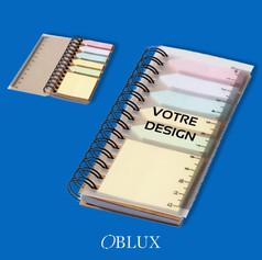 OBLUX | NOTES AUTOCOLLANTES | 10673600
