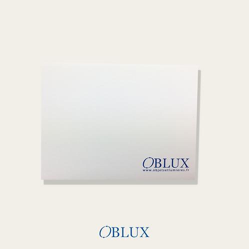 OBLUX   GOODIES   NOTES AUTOCOLLANTES