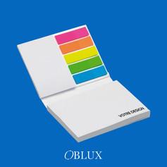 OBLUX | NOTES AUTOCOLLANTES | 21240000