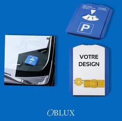 OBLUX | VOYAGE | DISQUE DE STATIONNEMENT | 10415800