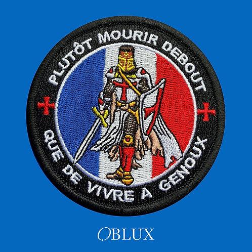 OBLUX | PLUTÔT MOURIR DEBOUT QUE DE VIVRE À GENOUX