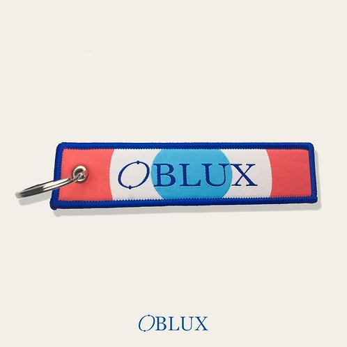 OBLUX | GOODIES | PORTE-CLÉS TISSÉ