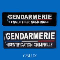 OBLUX | BANDE PATRONYMIQUE | GEND EN / GEND IC