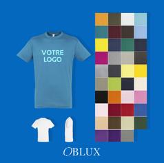 OBLUX | T-SHIRT | REGENT