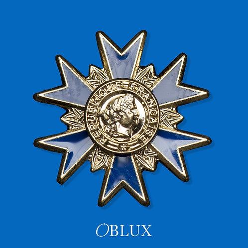 OBLUX   PINS OFFICIER