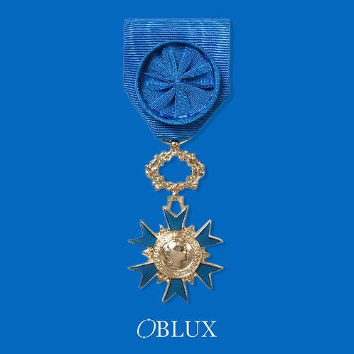 OBLUX | MÉDAILLE OFFICIER