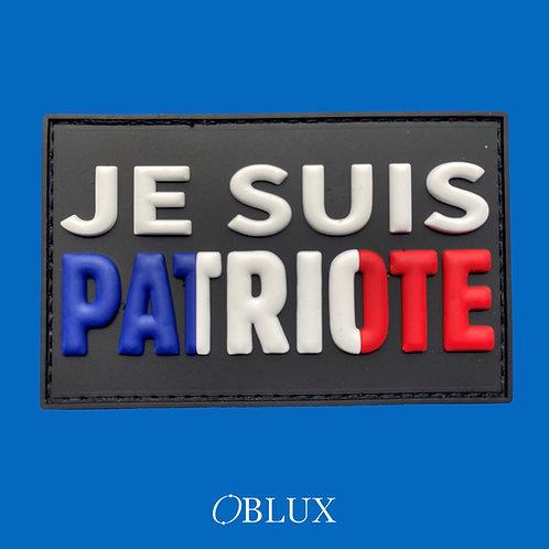 OBLUX   JE SUIS PATRIOTE
