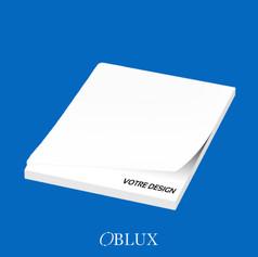 OBLUX | NOTES AUTOCOLLANTES | 21090000