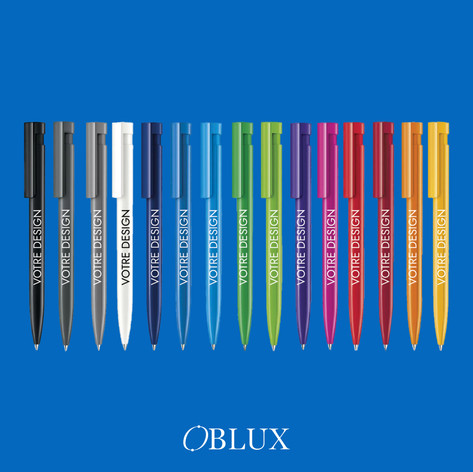OBLUX | STYLOS PLASTIQUES | LIBERTY.