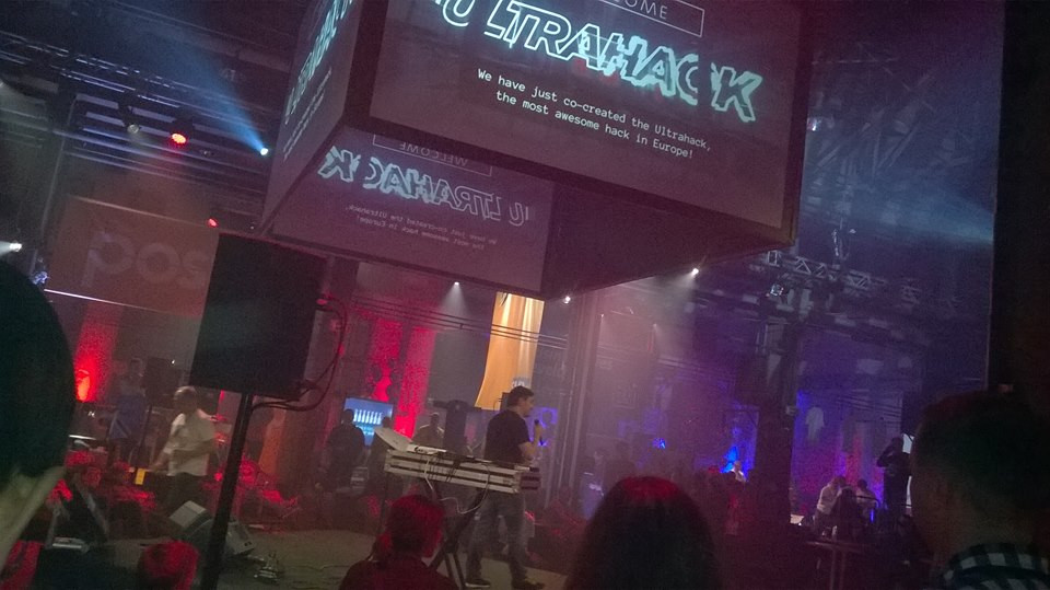 ULTRAHACK Main Stage