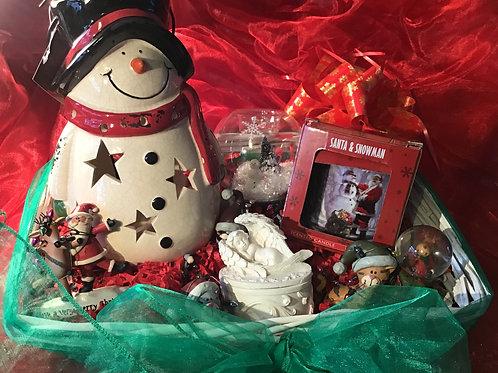 The Snowman Christmas Gift Hamper
