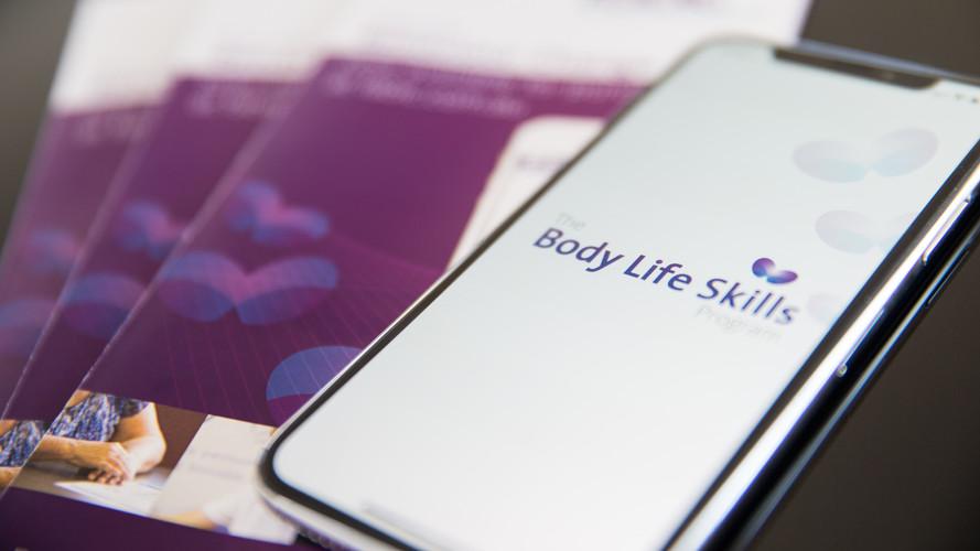 Introducing the Body Life Skills App