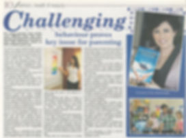 Tanya Curtis' article in the July 2011 Tweed Coast Weekly