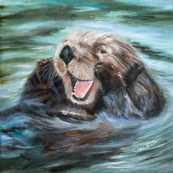 Otter Amazement