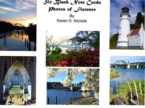 Photos of Florence Card Pack by Karen Nichols