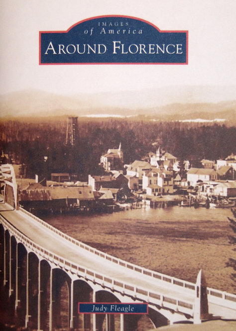 Around Florence by Judy Fleagle