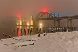 StephanieAmes_Night Snow
