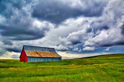 StephanieAmes_The Old Barn