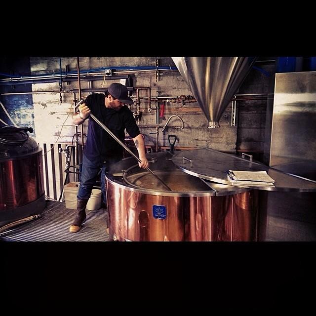 brewing