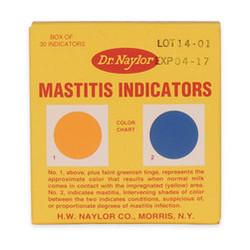 Mastitis indicatior